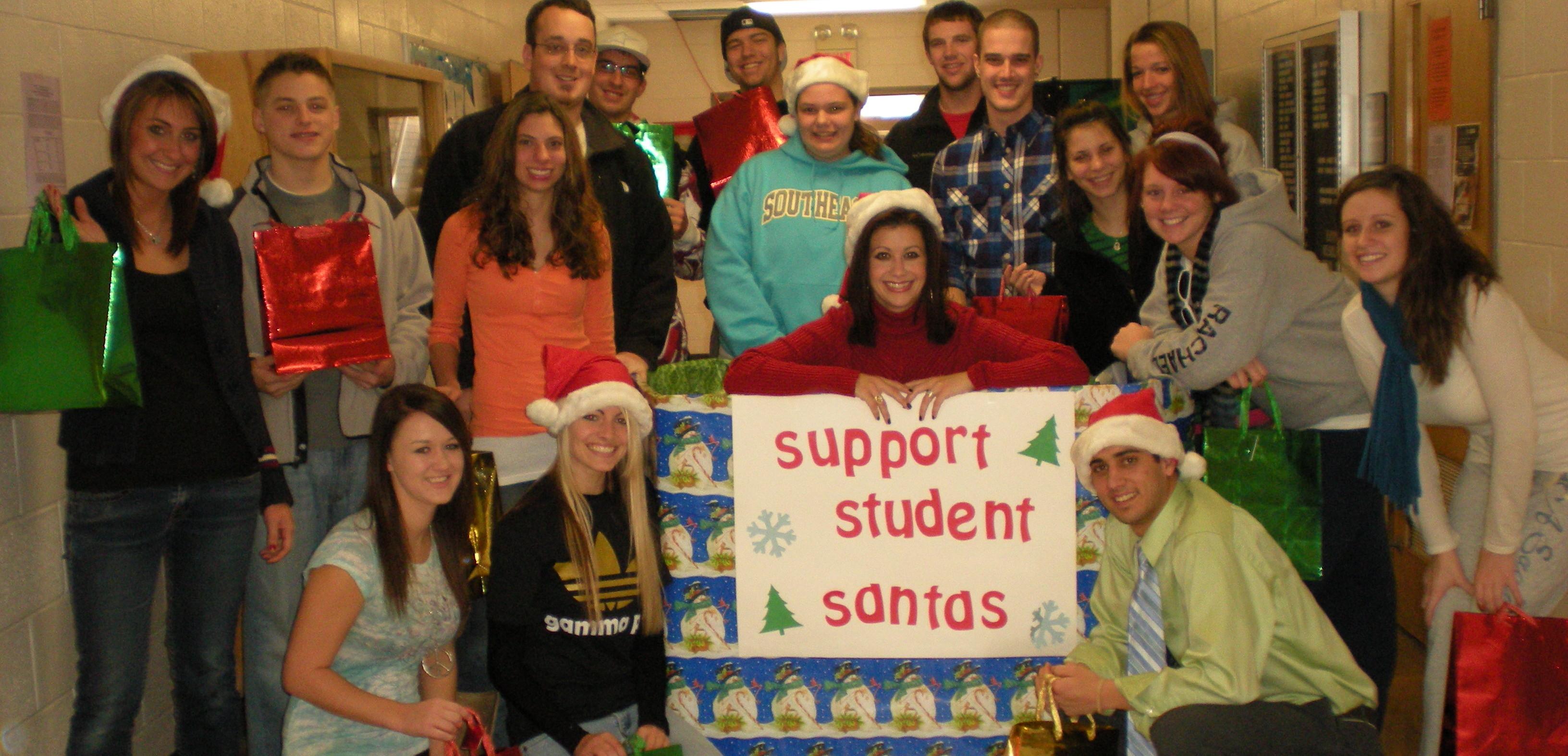 Student Santas